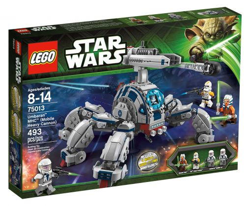 LEGO Star Wars 75013 Umbaran MHC - Canon Lourd Mobile