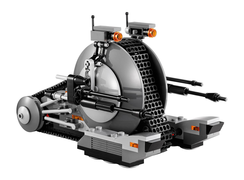 lego star wars  corporate alliance tank droid p