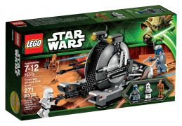 LEGO Star Wars 75015 Corporate Alliance Tank Droid