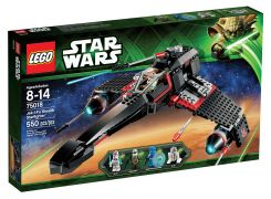 LEGO Star Wars 75018 JEK-14's Stealth Starfighter
