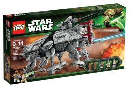 LEGO Star Wars 75019 - AT-TE  pas cher