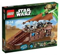 LEGO Star Wars 75020 - Jabba's Sail Barge pas cher