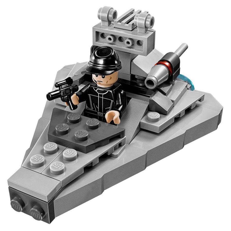 lego star wars 75033 pas cher destroyer stellaire. Black Bedroom Furniture Sets. Home Design Ideas