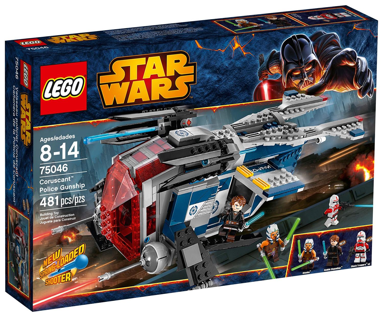 Lego star wars 75046 pas cher vaisseau de la police de - Vaisseau dark maul ...