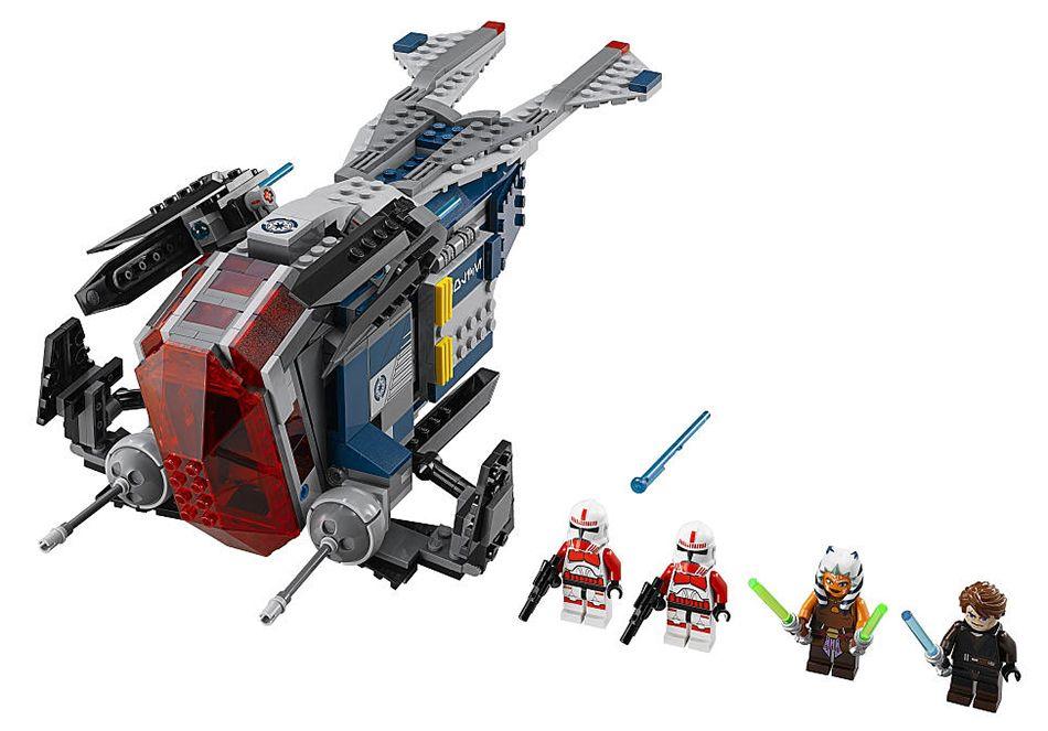Lego star wars 75046 pas cher vaisseau de la police de - Lego star wars vaisseau anakin ...