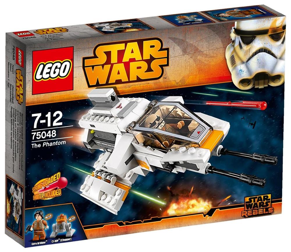 75048 vaisseau le fant me de lego. Black Bedroom Furniture Sets. Home Design Ideas