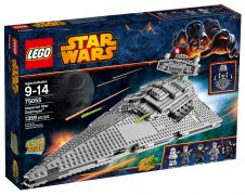LEGO Star Wars 75055 Destroyer stellaire de classe Impérial-I