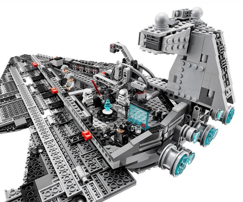 Stellaire 75055 Classe Star Impérial I De Destroyer Lego Wars 5A4qcRj3L