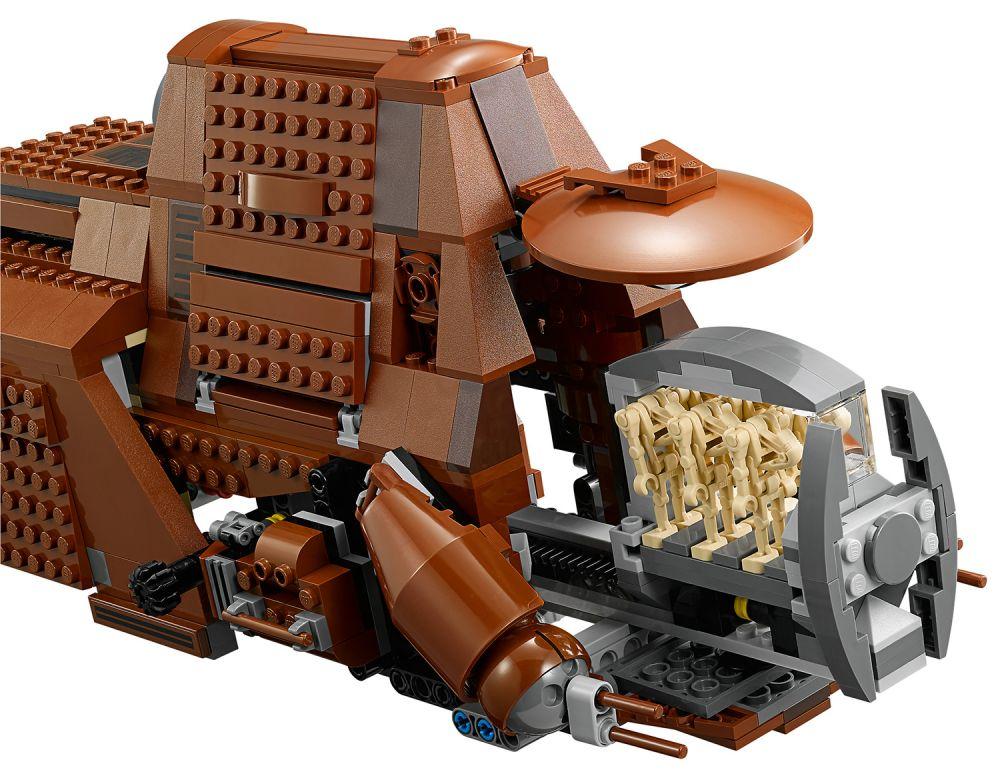 lego star wars 75058 pas cher mtt. Black Bedroom Furniture Sets. Home Design Ideas