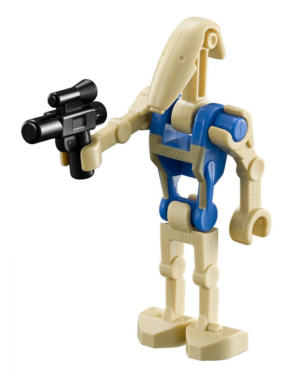 Lego star wars 75073 pas cher droid vautour - Lego star wars base droide ...