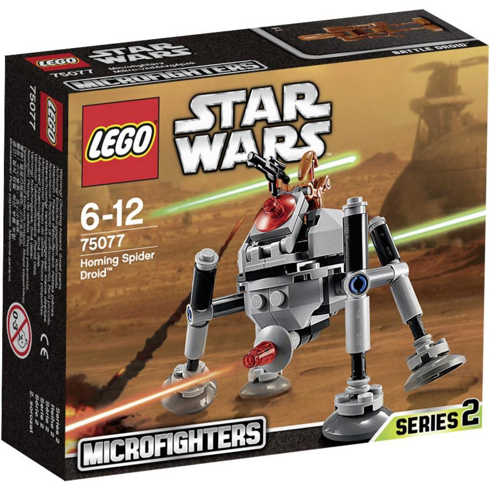 lego star wars  droide homing spider p