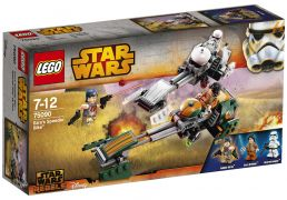 LEGO Star Wars 75090 Le Speeder Bike d'Ezra