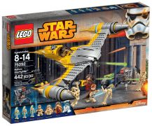 LEGO Star Wars 75092 Starfighter de Naboo