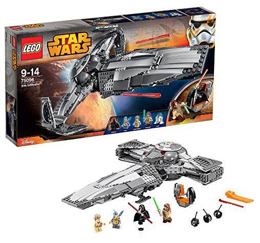 lego star wars 75096 pas cher le vaisseau infiltrator. Black Bedroom Furniture Sets. Home Design Ideas