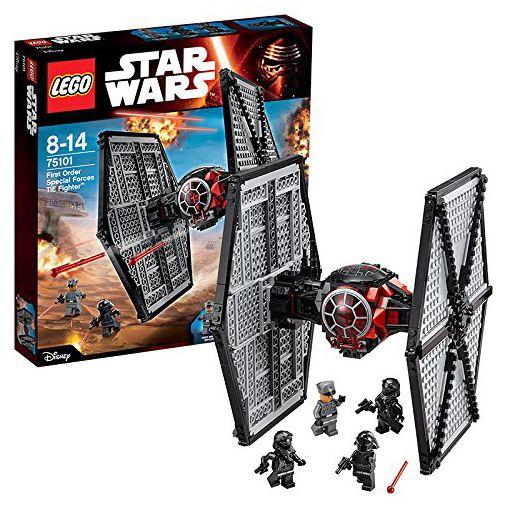 Lego Star Premier Wars Tie Du Fighter Spéciales Forces Ordre 75101 Des qc5L4RjS3A