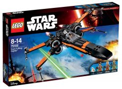 LEGO Star Wars 75102 Le X-Wing Fighter de Poe