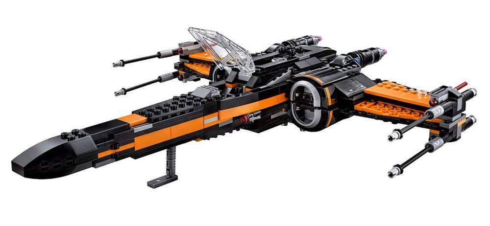 De Le Wing Lego Wars Fighter 75102 Star X Poe vbIf7gY6ym