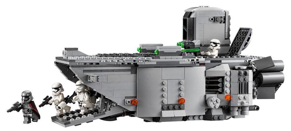 lego star wars 75103 pas cher le transporteur du premier ordre. Black Bedroom Furniture Sets. Home Design Ideas
