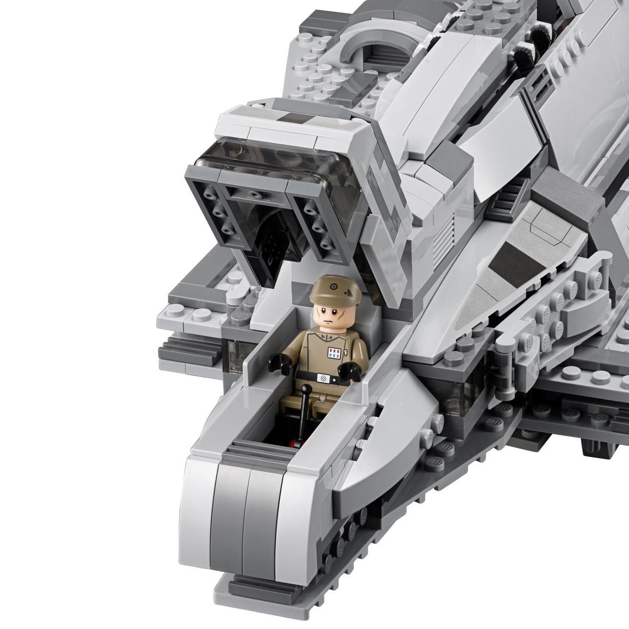 lego star wars 75106 pas cher le transporteur d 39 assaut. Black Bedroom Furniture Sets. Home Design Ideas