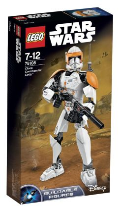 LEGO Star Wars 75108 Commandant Clone Cody