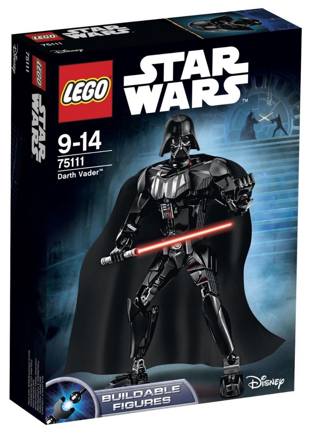 Wars Dark Vador 75111 Star Lego w0nmvN8