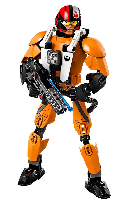 Lego star wars 75115 pas cher poe dameron - Bd lego star wars ...