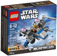 LEGO Star Wars 75125 - Resistance X-Wing Fighter pas cher