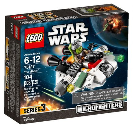 LEGO Star Wars 75127 The Ghost