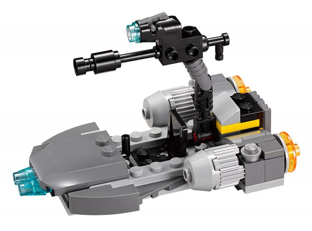 Lego Star De Wars Pack 75131 Combat Résistance La CBorWexQd