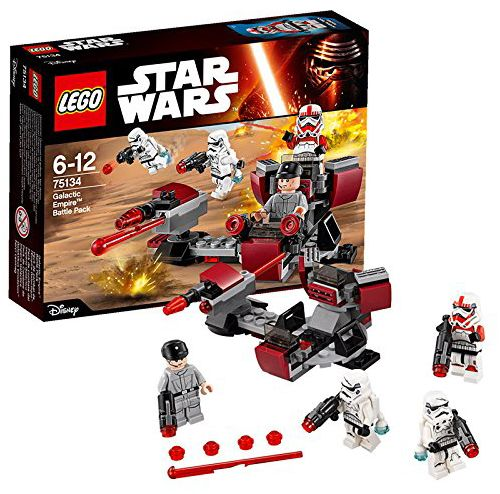 lego star wars 75134 pas cher pack de combat de l 39 empire galactique. Black Bedroom Furniture Sets. Home Design Ideas