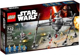 LEGO Star Wars 75142 - Homing Spider Droid pas cher