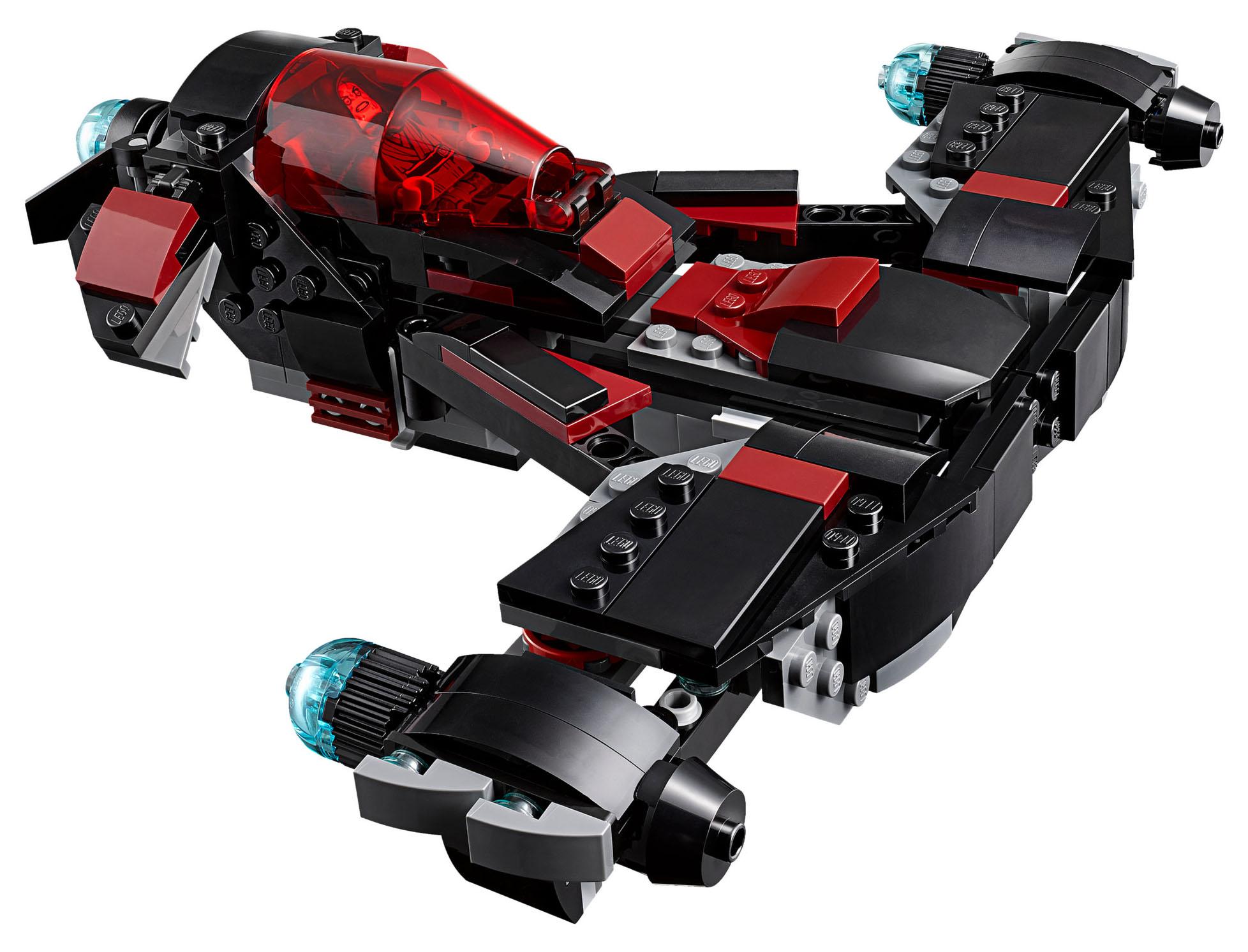 Lego star wars 75145 pas cher le vaisseau eclipse for Interieur vaisseau star wars