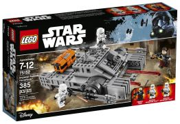 LEGO Star Wars 75152 - Imperial Assault Hovertank pas cher