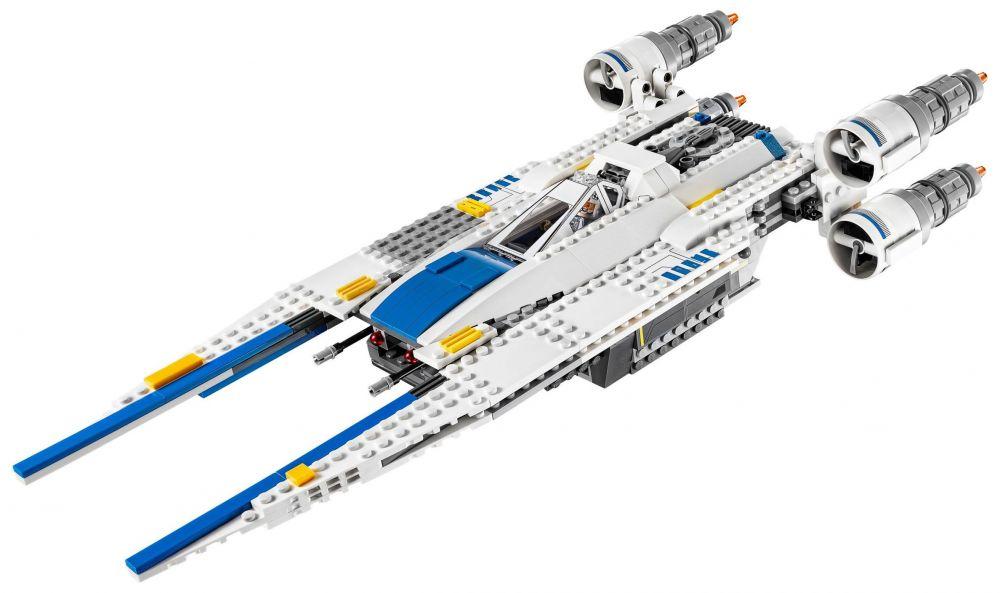 Star U Rebel Fighter Wing 75155 Lego Wars EWHYD29I