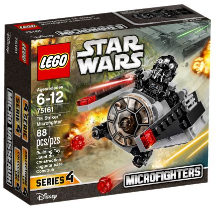 LEGO Star Wars 75161 Microvaisseau TIE Striker