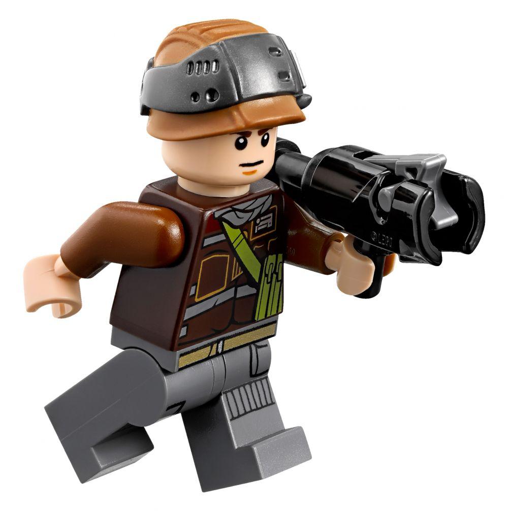 lego scout trooper speeder bike instructions