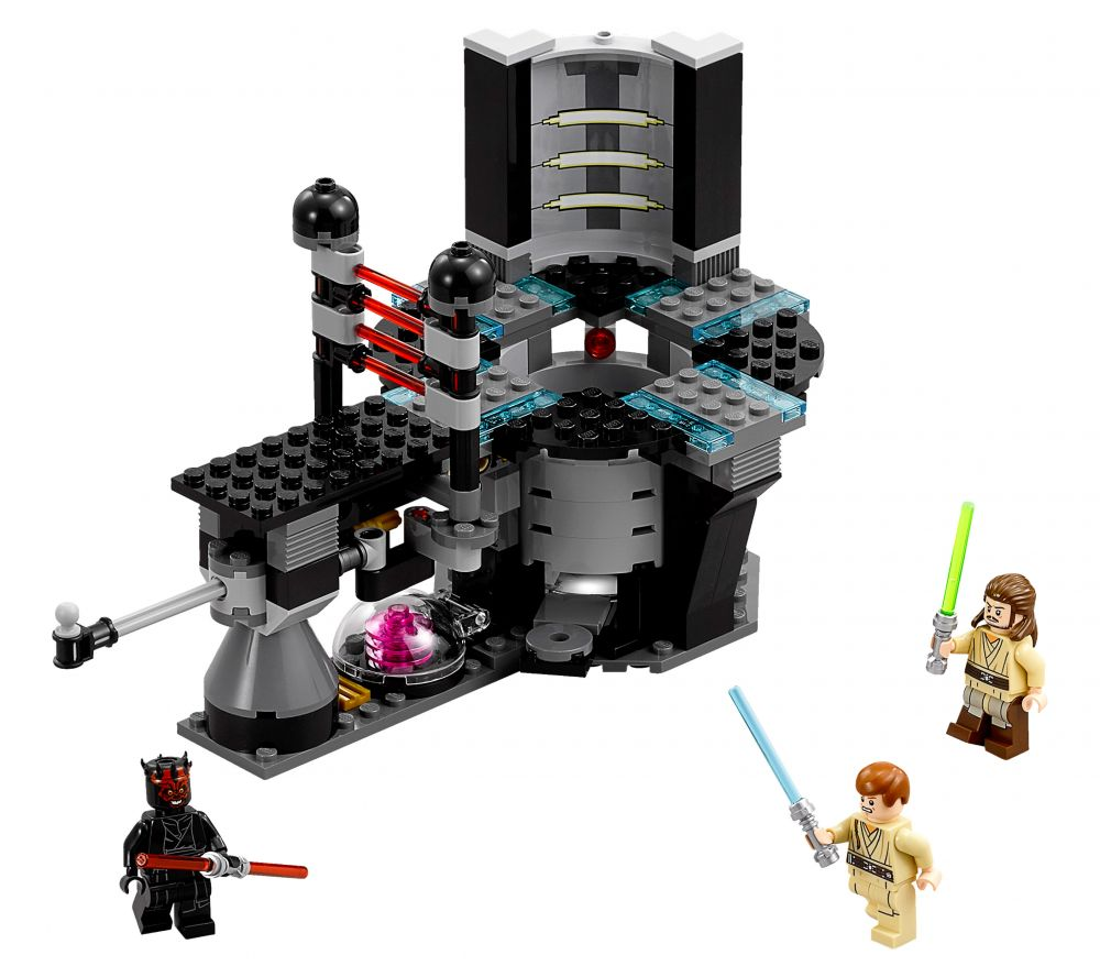 lego star wars 75169 pas cher duel on naboo. Black Bedroom Furniture Sets. Home Design Ideas