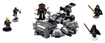 LEGO Star Wars 75183 La transformation de Dark Vador