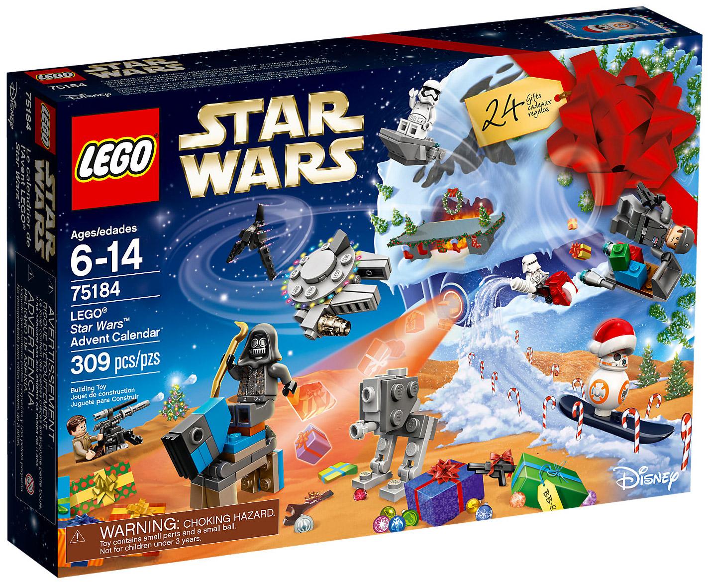 Lego star wars 75184 pas cher calendrier de l 39 avent lego - Bd lego star wars ...