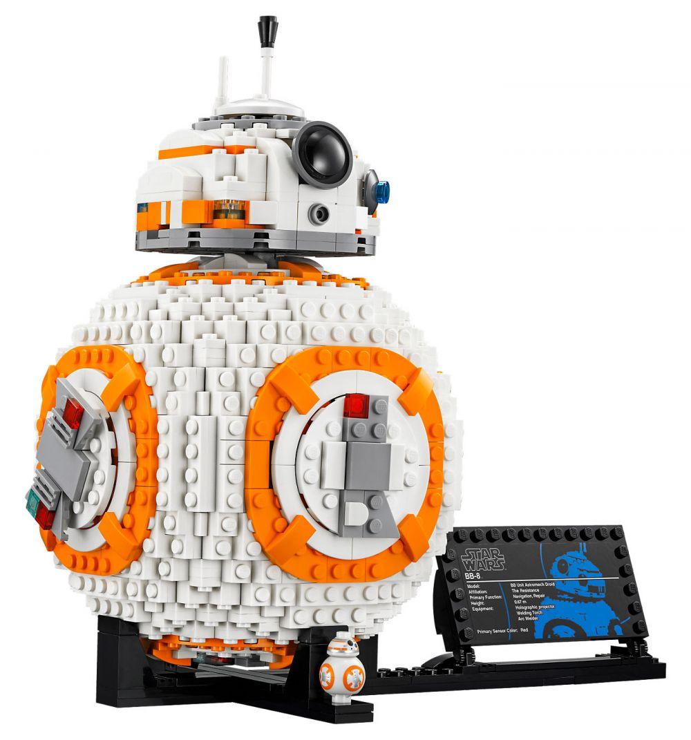 lego star wars 75187 pas cher bb 8. Black Bedroom Furniture Sets. Home Design Ideas