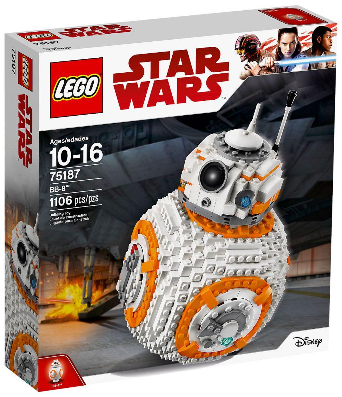 Lego star wars 75187 pas cher bb 8 - Bd lego star wars ...