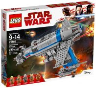 LEGO Star Wars 75188 - Resistance Bomber pas cher