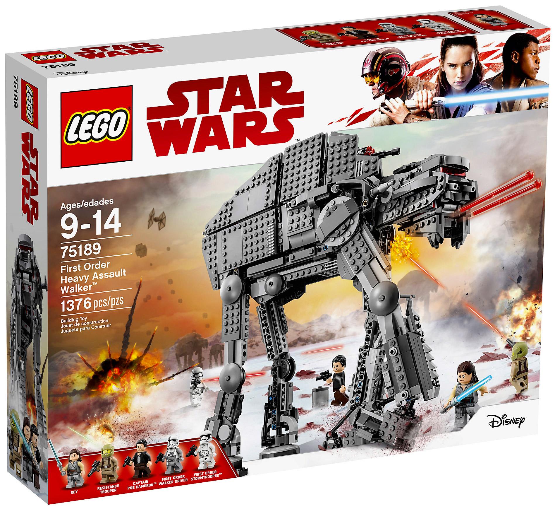 Order Lego 75189 First Assault Walker Star Wars Heavy CxBoeQrdW