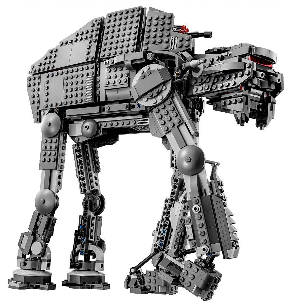 Lego star wars 75189 pas cher first order heavy assault - Lego star wars tb tt ...