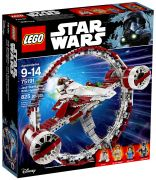 LEGO Star Wars 75191 Jedi Starfighter avec hyperdrive