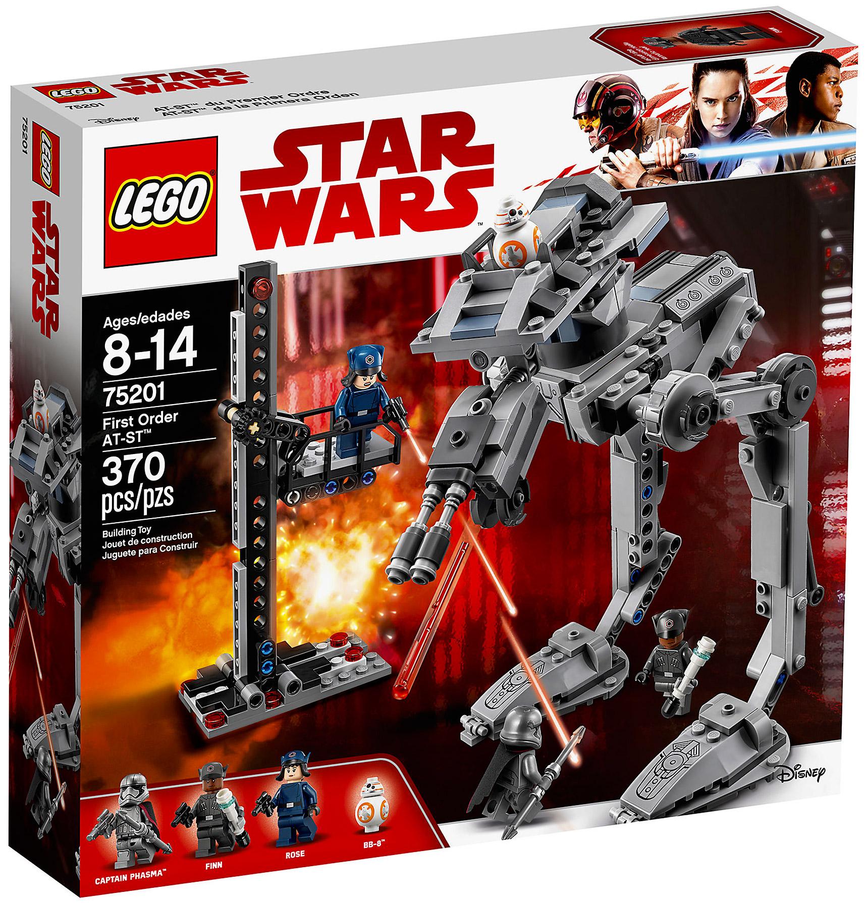 lego star wars 75201 pas cher at st du premier ordre. Black Bedroom Furniture Sets. Home Design Ideas