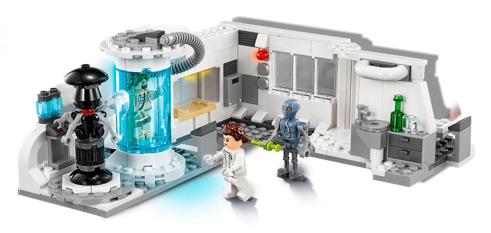 Hoth Star Sur 75203 La Médicale Chambre Lego Wars yvgbY6f7
