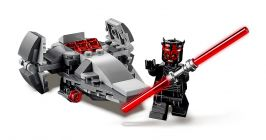 LEGO Star Wars 75224 Microvaisseau Sith Infiltrator