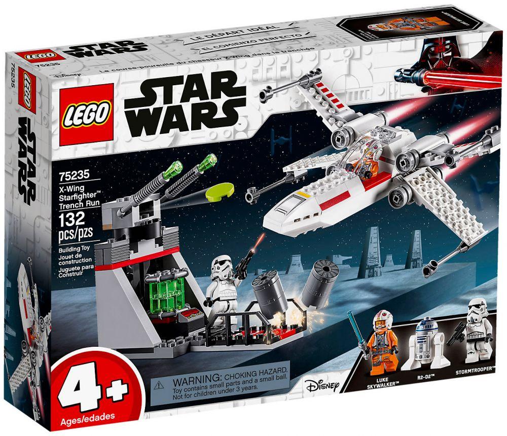Chasseur X Tranchée Stellaire Star De Wars La Lego 75235 Wing 6gYbfy7