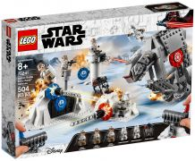 LEGO Star Wars 75241 Action Battle La défense de la base Echo